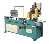 High Speed Aluminum Round Pipe/ Tube/ Window Profile Cutting Machine in Stock for Hot Sale