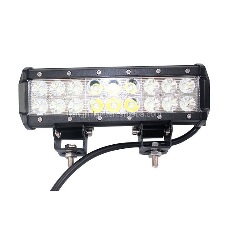 Automobiles & motorcycles 54W LED Off-Road Driving Light Bars