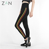 /product-detail/yoga-sports-leggings-for-women-tight-white-stripes-printed-compression-leggings-60706397630.html