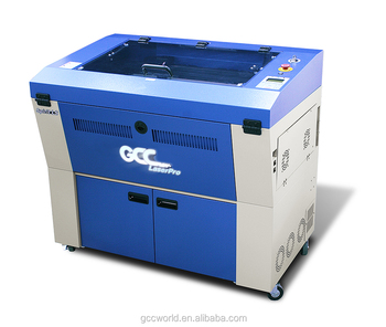 GCC LaserPro Spirit LS 80W co2 laser engravers