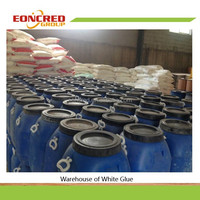 white glue / latex glue for gypsum board