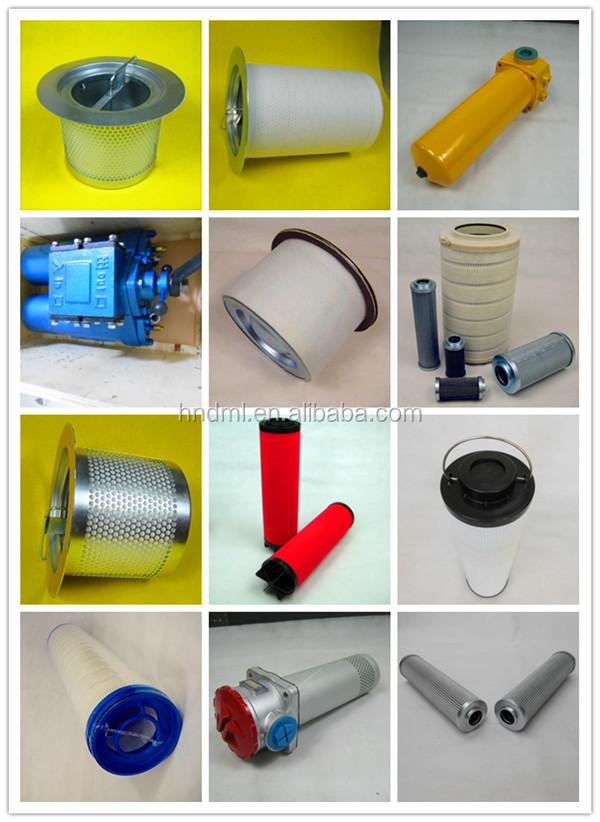 fiber glass alternative ingersoll rand fitler element