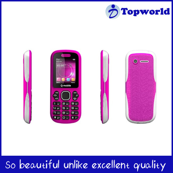 New Smallest mobile phone 1.8 inch dual sim phone barphone for wholesale low price phone