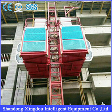 china residential low price schindler overload construction building lift elevator
