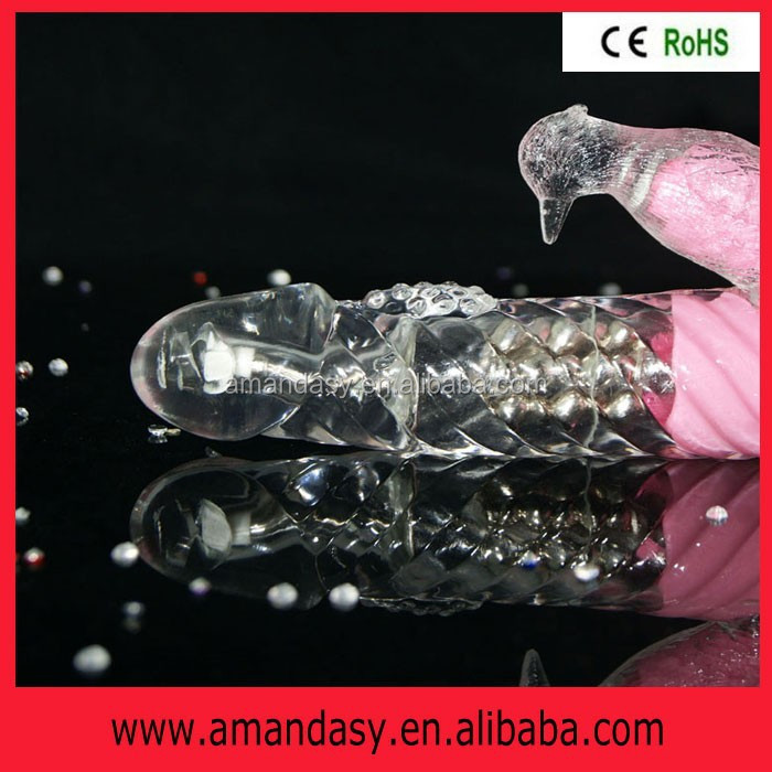 Low price electric dildo vibrators G-spot rabbit dildo vibrator rotating head dildo vibrator CMD003