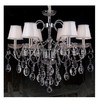 Modern crystal chandelier polish, crystal chandelier accessories