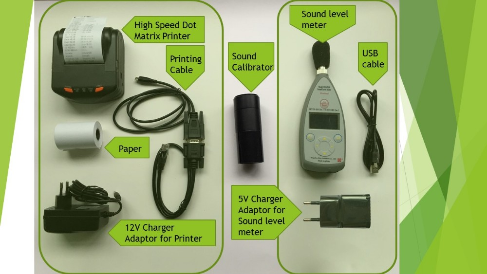 Latest 2018 Sound Level Meter Kit