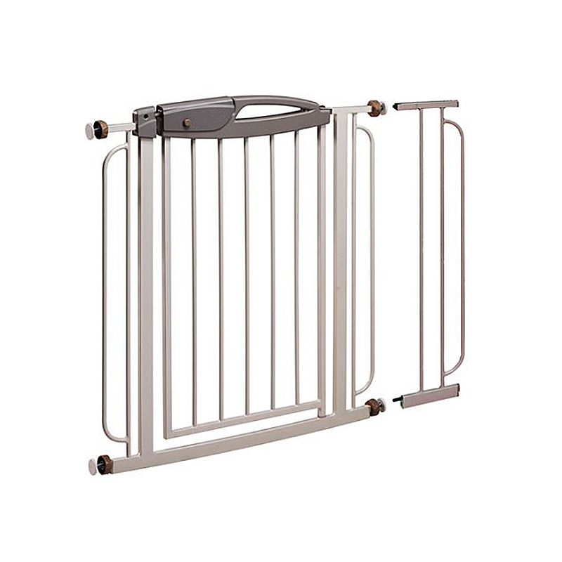 Metal Baby Safety Gates with Extension for Stairs