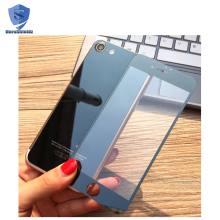 Hot Sale Color Electroplate Front Back Full Cover Film For iPhone 7 Plus,Touch Sensitive Phone Glass Screen Protector