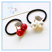 New Arrival Hair Accessories Wholesale All-match Cheap Elastic Hair Band With Simulated Pearl