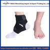 One Size Adjustable Breathable Neoprene Ankle Support Brace