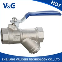 Factory Customized China Supplier Flange Type Ball Valve