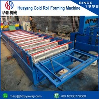 claading panel automatic tile press for steel