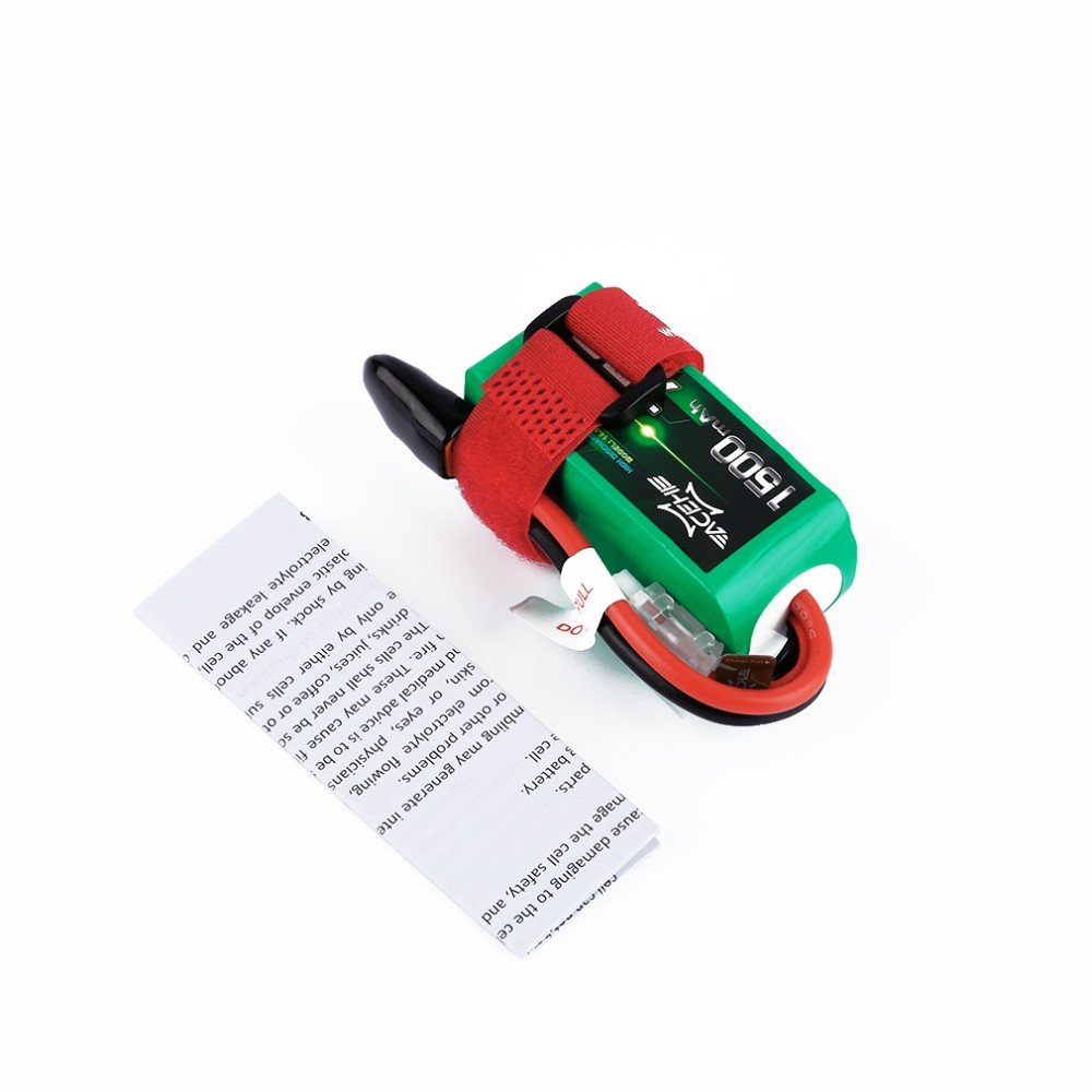 ACEHE 14.8V 1500mAh 75C High-Discharge Rate Powerful Battery