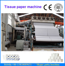 5 ton/day waste paper recycle Toilet tissue Paper jumboo roll making Machine in high quality & economical price