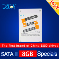 "solid state disk sata ii, 2.5 ""ssd 8gb, laptop hard disk 1.5 million hours MTBF"