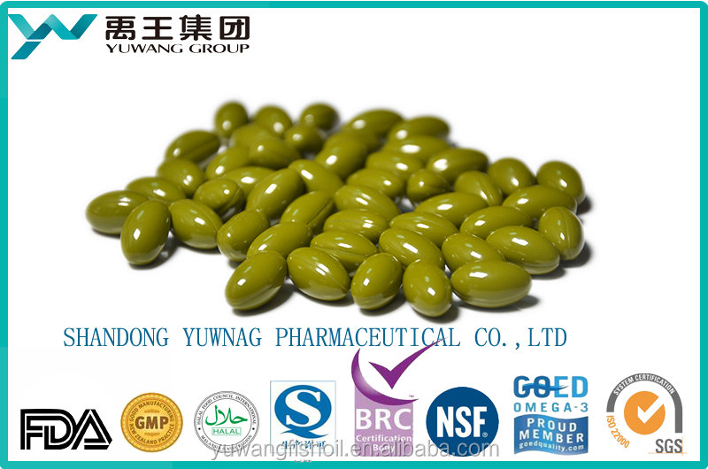 fish oil+spirals alga soft capsule