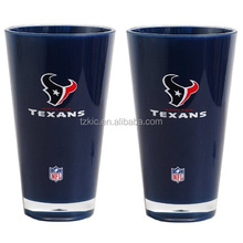NFL Houston Texans 20-Ounce Insulated Tumbler 4 Pack