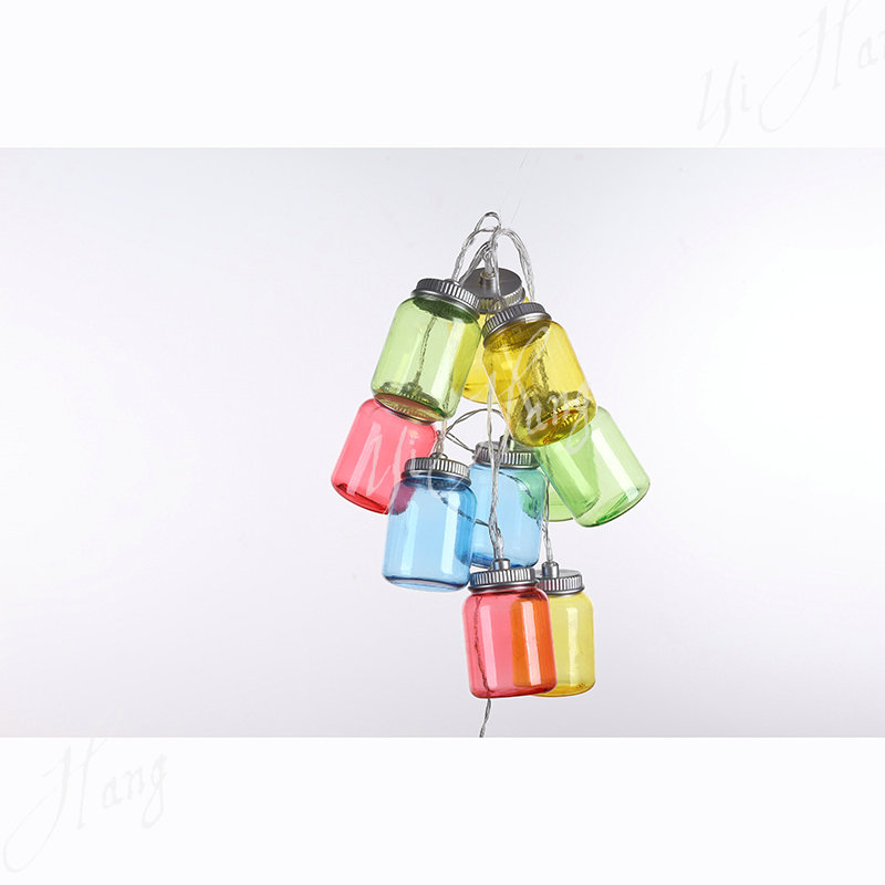 Fashion Led Magnetic Battery Operated Lights Battery Powered Portable  Outdoor Light Christmas Garland Light String