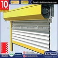 aluminum accordion garage doors,aluminum roller shutter