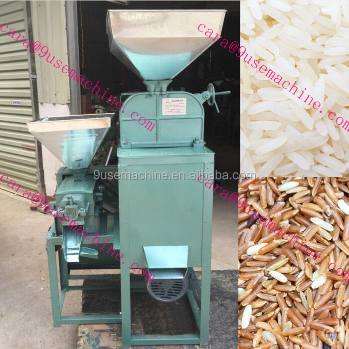 Chinese manufacturer price mini rice mill