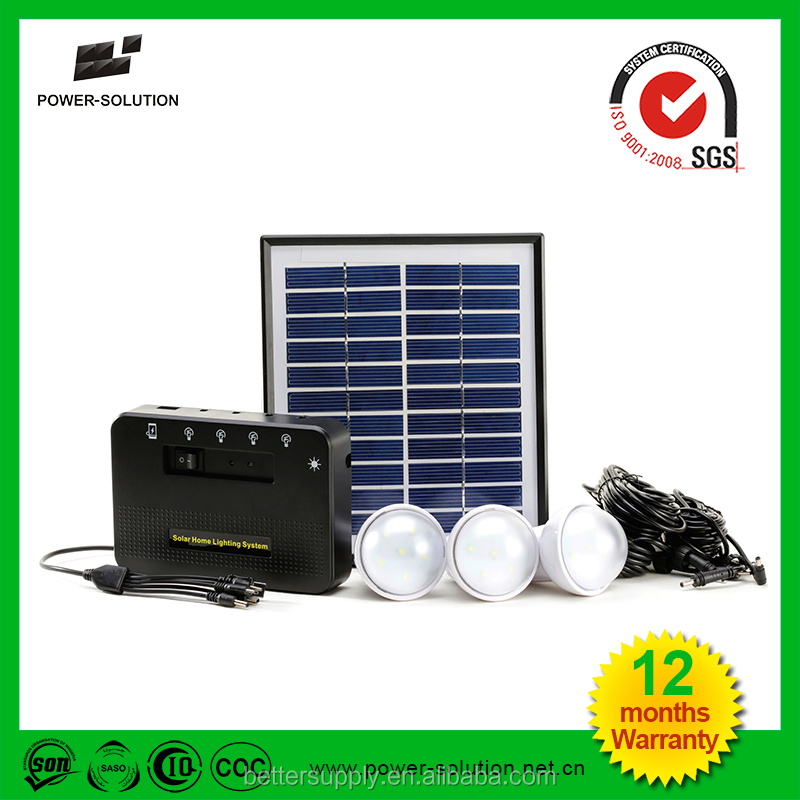 4w solar system price pay as you go solar home lighting system for Africa