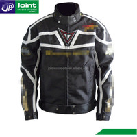 Reflective SGS German Motorcycle Jacket for Motorcycle