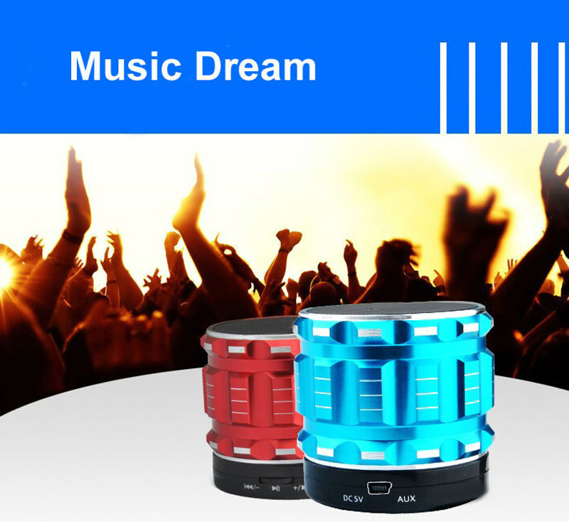 New products mini usb speaker with microphone s28 speaker with high quality support TF card F/M