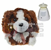 puppy electronic plush toys