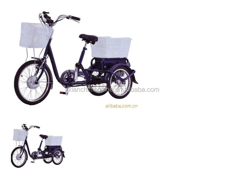 electric trike 36v 250w cheap price electric delivery tricycle