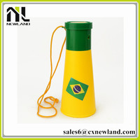 World cup cheap custom large noise plastic Vuvuzela