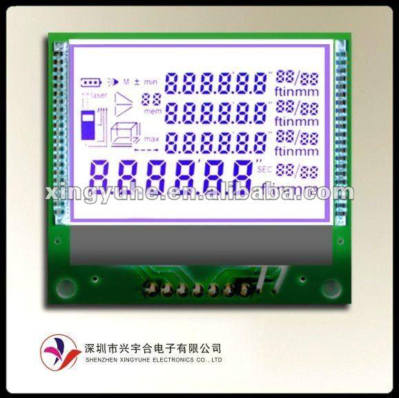 custom made monokrom lcd display 7 segmen lcd modul -Lcd modul-ID produk:621436948-indonesian.alibaba.com