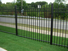 repair tennis court fencing