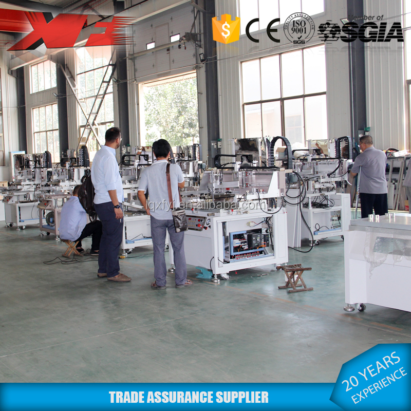 Factory price of screen printing machine