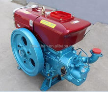 China good quality Four stroke water cooled 1 cylinder diesel engine