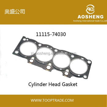 Wholesale Engine Cylinder head gasket OEM11115-74030