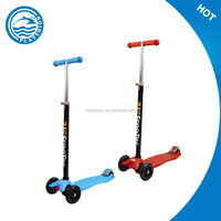 MINI SPEEDER SLIDER WINGED SCOOTER assembly scooter for kids