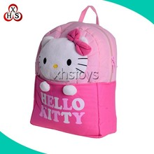 Fashion Hello Kitty In China Of Plush Hanging Toy And Bag, hello kitty bag