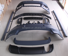 new products for vw Polo R look body kits