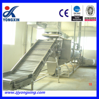 fruit and vegetable frozen processing automatic machinery