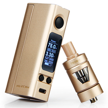 Joyetech newest TC control MOD eVic-VTC Mini Full Kit with TRON-S Atomizer