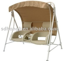 Patio swing bed HLY9091