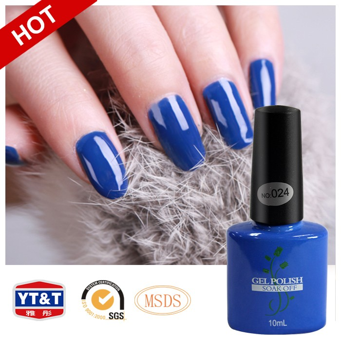 Response In 24 Hours Home Consumer Customized Chemical Free Nail Polish