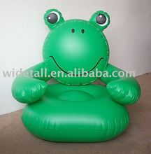 inflatable frog chair/furniture