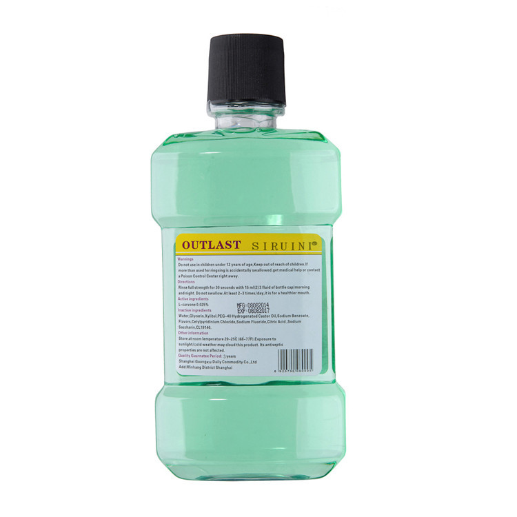 how to choose mouthwash antibacterial