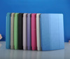 Vimay silk PU magnetic flip stand smart cover case for iPad Air 2 iPad 6 manufacturer