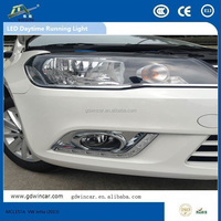 high quality lamp atuo daylight running light for vw jetta (2013)12v caravan light/led daytime running light/led light