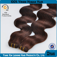 Best sale 100%human high quality cheap raw Brazilian 99J Wholesale Natural Body Wave Hair Weave