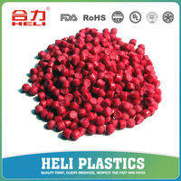Colorful Highly functional Custom raw material used make plastic