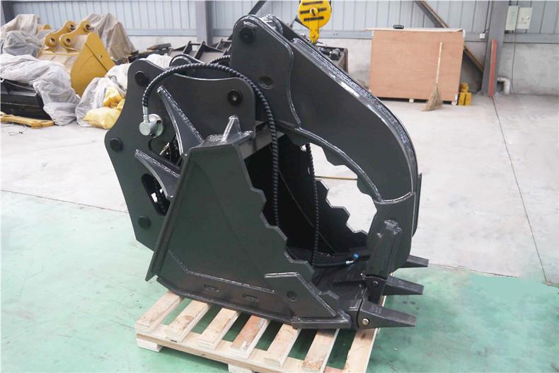 PC120 grab bucket-9